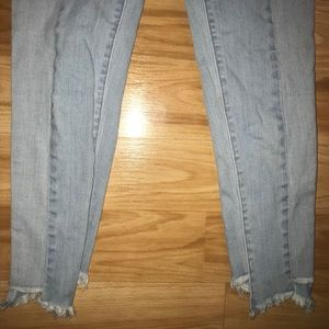 American Eagle Outfitters Jeans - Like New American Eagle Crop Stretch Jeggings
